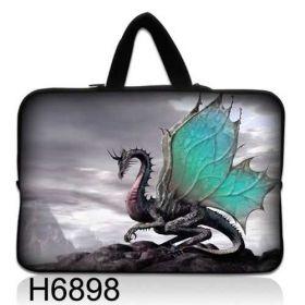 """Huado pánská taška pro notebook 12.1"""" Drak na skále"""
