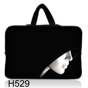 """Huado pánská taška pro notebook 12.1"""" Temný"""