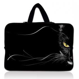 "Huado pánská taška pro notebook 17.4"" Černá puma"