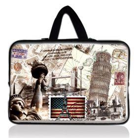 """Huado pánská taška pro notebook 17.4"""" Travel King"""