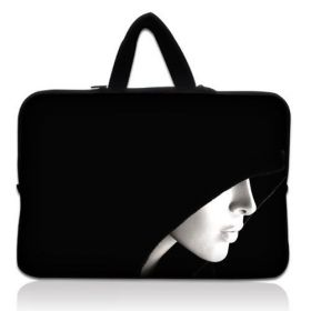 """Huado pánská taška pro notebook 17.4"""" Temný"""