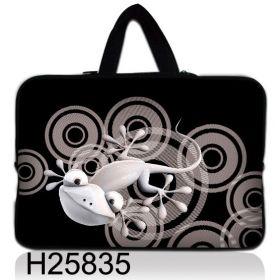 """Huado pánská taška pro notebook 10.2"""" Gekon bílý"""