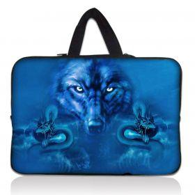 """Huado pánská taška pro notebook 17.4"""" Smečka vlků"""