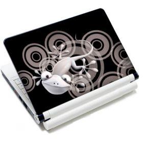 """Huado fólie na notebook 12-15.6"""" Gekon bílý"""