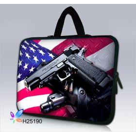 """Huado pánská taška pro notebook 12.1"""" Revolver USA"""