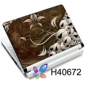 """Huado fólie na notebook 12-15.6"""" Lebky Alien"""
