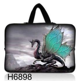 """Huado pánská taška pro notebook 14.4"""" Drak na skále"""