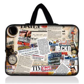 """Huado pánská taška pro notebook 15.6"""" Noviny"""
