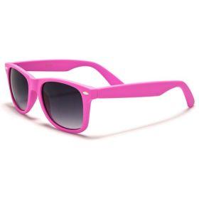Sluneční brýle wayfarer růžové