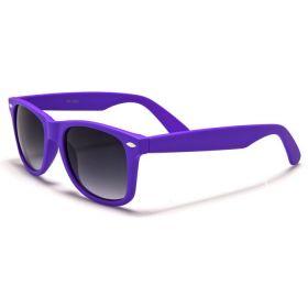 Sluneční brýle wayfarer fialové