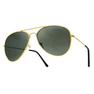 Sluneční brýle Aviator green