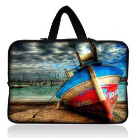 "Huado pánská taška pro notebook 13.3"" Člun na pláži"
