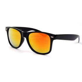 Sluneční brýle wayfarer zlaté zrcadlovky