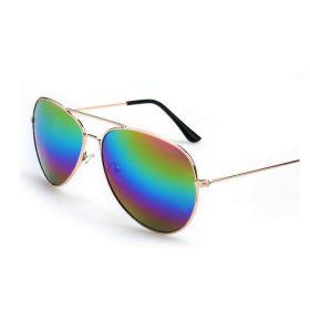 Sluneční brýle zrcadlové Multikolor