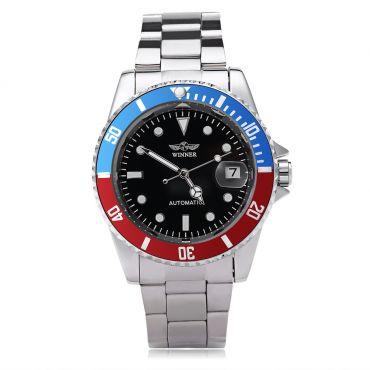Pánské mechanické hodinky Winner WZ0303