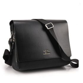 Kangaroo pánská taška přes rameno černá