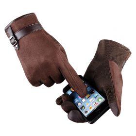 Pánské elegantní rukavice Smart Touch