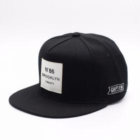 ANG-E kšiltovka Brooklyn N°86 černá