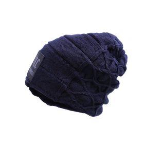 Pánská zimní čepice NC east.05 - tmavě modrá