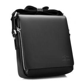 Kangaroo pánská taška černá Massive