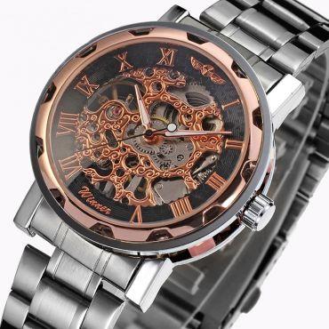 Pánské mechanické hodinky Winner JS12IN