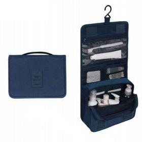 Toaletní taška Travel modrá