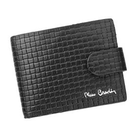 Pierre Cardin pánská kožená peněženka kostka