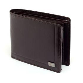 Rovicky pánská kožená peněženka hnědá
