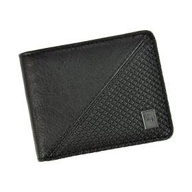Cavaldi pánská peněženka Valeo černá