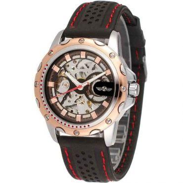 Pánské automatické hodinky Winner White Eagle III