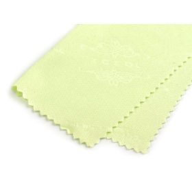 Mikroutěrka na čištění brýlí a notebooky 13cm zelená
