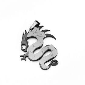 Přívěsek z chirurgické oceli drak