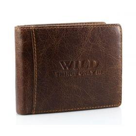 Wild Things pánská kožená peněženka