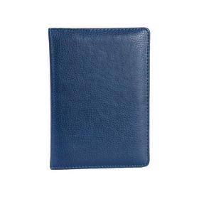 Pouzdro na cestovní pas a karty Modré