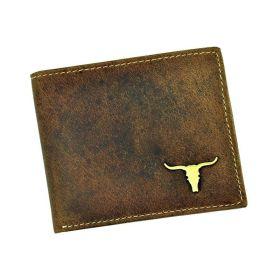 Always Wild pánská kožená peněženka BUFFALO