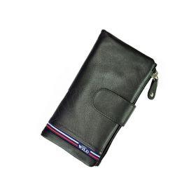 Always Wild dámská kožená peněženka Celtic2 Černá