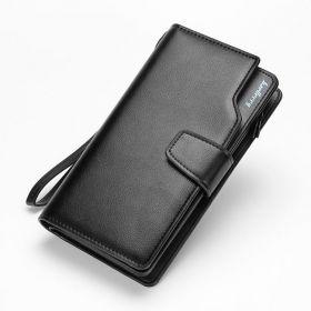 Baellerry pánská peněženka dlouhá černá