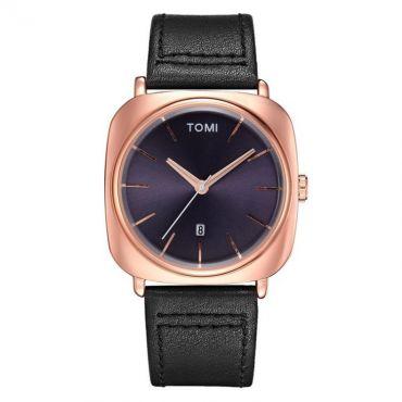 Tomi pánské hodinky Square Vision Gold