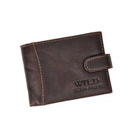 Always Wild pánská kožená Dokladovka