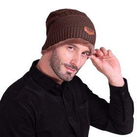 Rendt pánská zimní čepice Hnědá