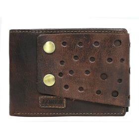 Loren pánská kožená peněženka Hippies