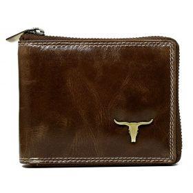 Buffalo Wild pánská kožená peněženka RFID secure