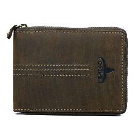 Buffalo Wild pánská kožená peněženka LEE