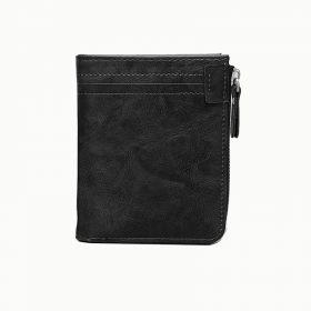 Vormor pánská peněženka Brass černá