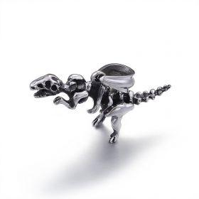 Přívěsek z chirurgické oceli Dinosaurus