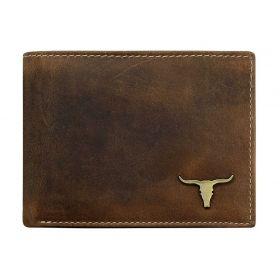 Always Wild pánská kožená peněženka BUFFALO Nubuk