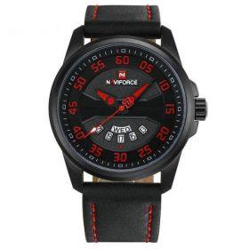 Naviforce Pánské hodinky 9124M Černé