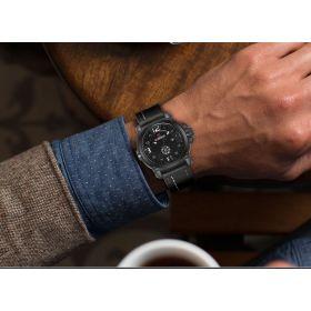 Naviforce Pánské hodinky 9099M Černé