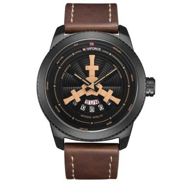 NAVIFORCE Pánské hodinky 9156M Černé
