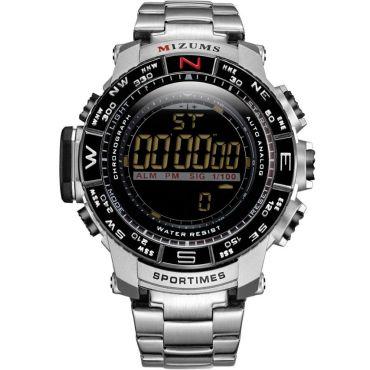 MIZUMS Pánské robustní digitální hodinky 8003M